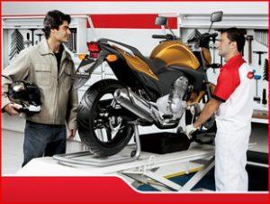 Oficina Honda Serrana Motos