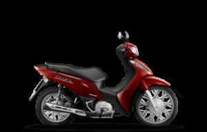 Biz 110i - Serrana Motos - Honda