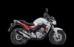 CB Twister - Serrana Motos - Honda