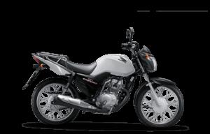 CG 125i Cargo - Serrana Motos - Honda