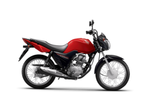 CG 125i Fan - Serrana Motos - Honda