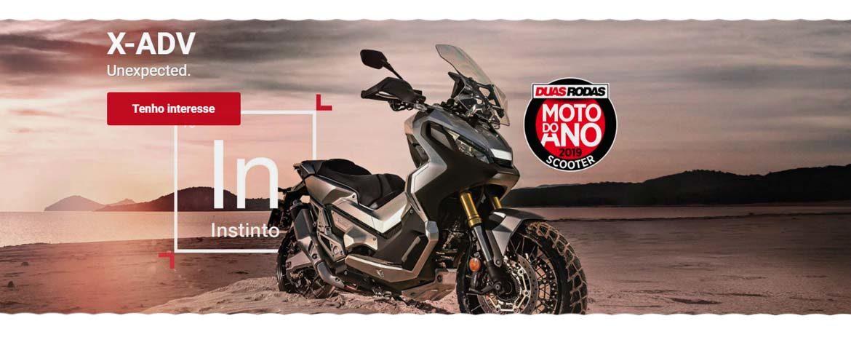 X-ADV - Serrana Motos Honda - Piauí