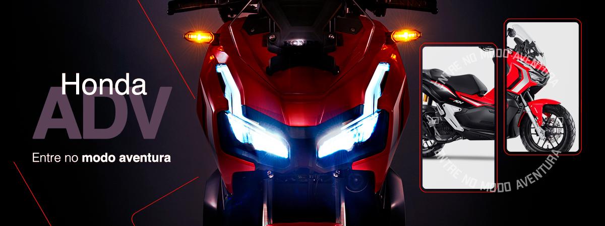 Lançamento Honda ADV - Serrana Motos Honda