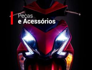 Peças - Serrana Motos Honda